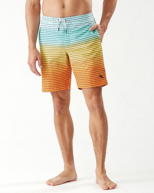 Baja Epic Ombré 9-Inch Board Shorts