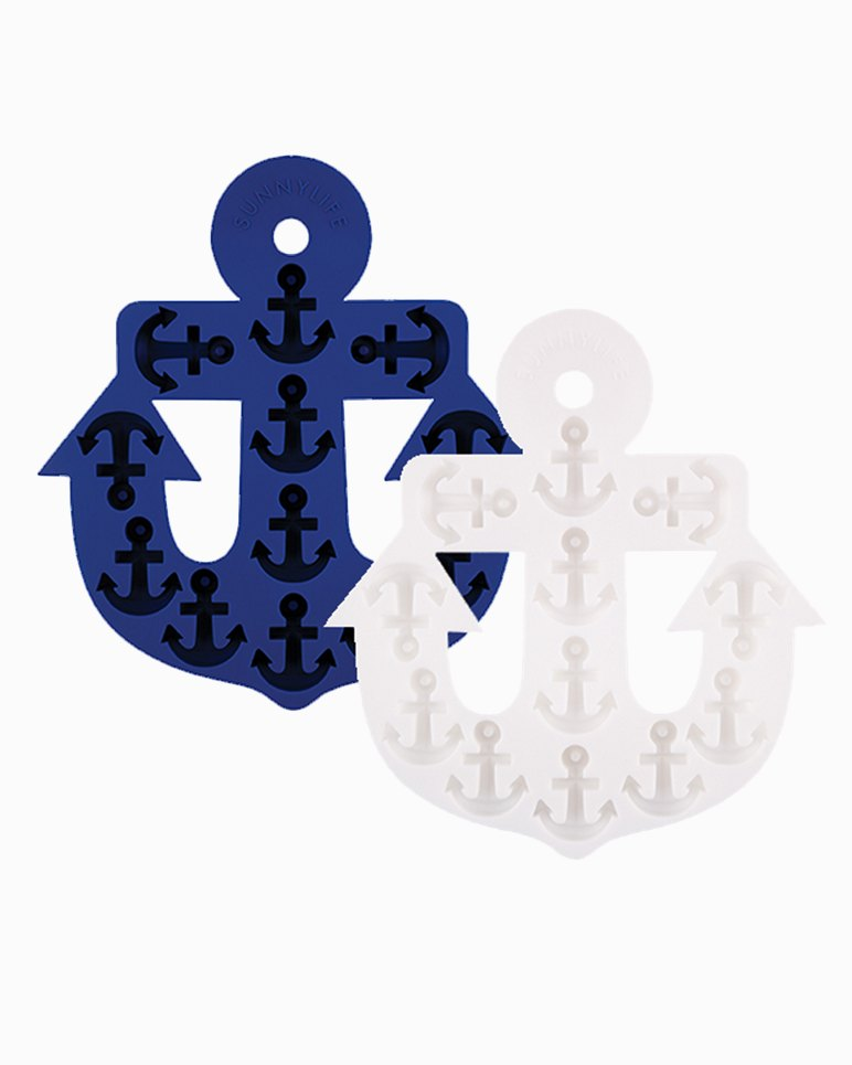 Anchor Ice Cube Trays Set Of Two