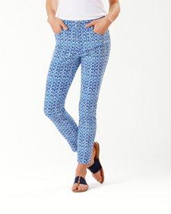 Tenali Tiles Ankle Jeans