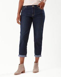 Boracay Indigo Slim Boyfriend Jeans