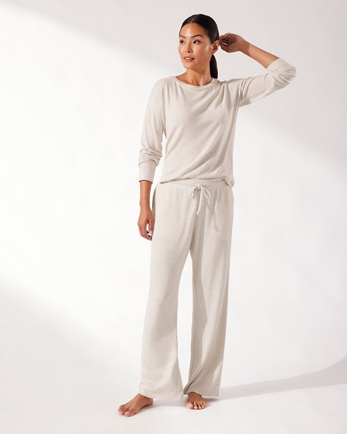 Island Soft® Brushed Relax Pants