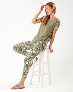 Safari Bliss High-Rise Ankle Jeans