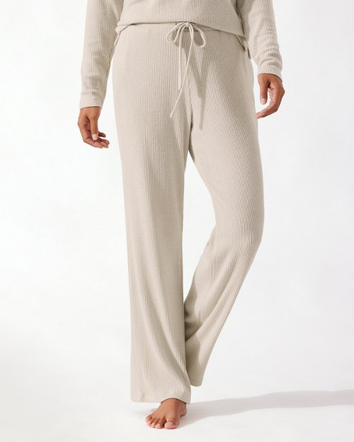 Sea Cove Island Soft® Ribbed Pants