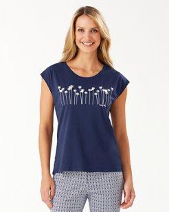 Palm Palace Tassel T-Shirt