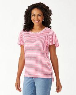 Bungalow Stripe Lana Top