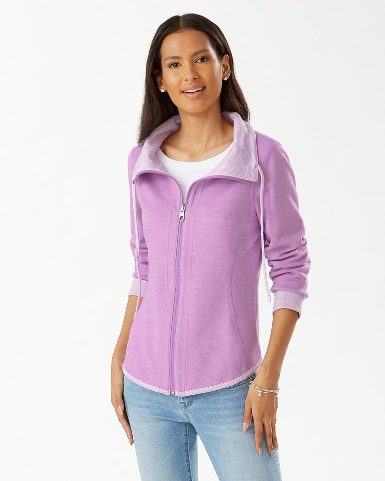 Main Image for Sun Fade Flipside Full-Zip Sweatshirt