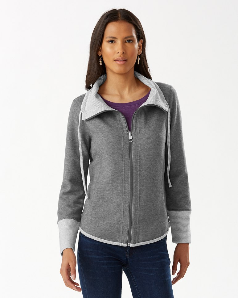 Main Image for Sun Fade Flipside Full-Zip Sweatshirt
