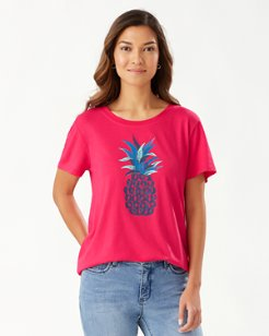 Pineapple Oasis Swing T-Shirt