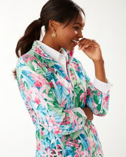 New Aruba Valley of Flowers Full-Zip Sweatshirt
