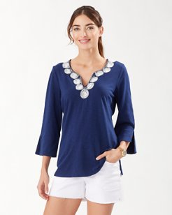 Keira Isle Of Bliss Tunic