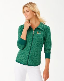 Collegiate Shell We Dance Full-Zip Sweatshirt