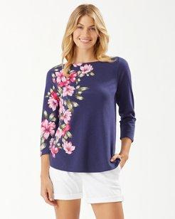 Ashby Kalahari 3/4-Sleeve T-Shirt