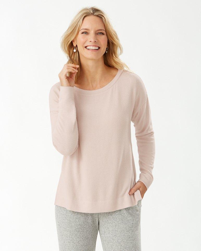 Main Image for Island Soft® Brushed Long-Sleeve Shirt