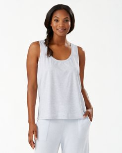 Island Soft® Scoop-Neck Tank Top