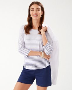 Ashby Ombré Stripe T-Shirt