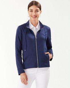 Martinique Full-Zip Sweatshirt