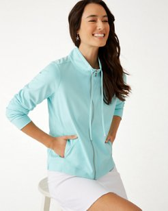 Martinique Full-Zip Sweatshirt