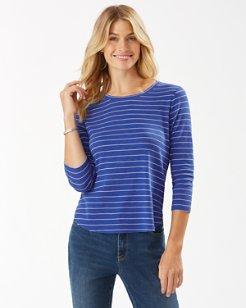 Ashby Sand Dune Stripe T-Shirt