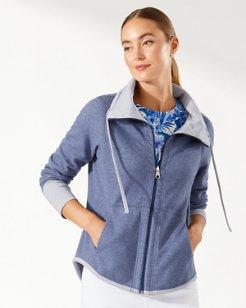Sun Fade Flipside Full-Zip Sweatshirt