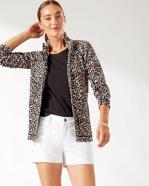 Cat's Meow Aruba Full-Zip Sweatshirt