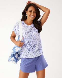 White Leopard IslandZone® T-Shirt