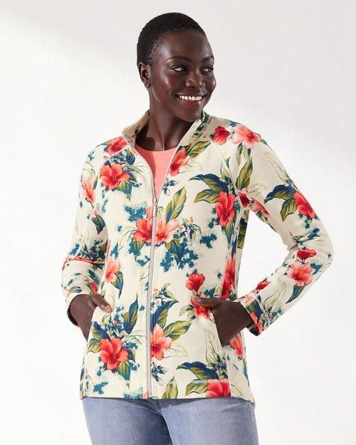 Lightweight Aruba Desert Holiday Full-Zip Sweatshirt