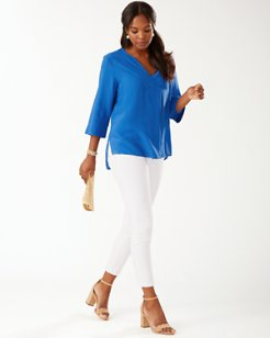Belina 3/4-Sleeve Tunic