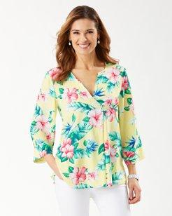 Belina Floristic Approach Tunic