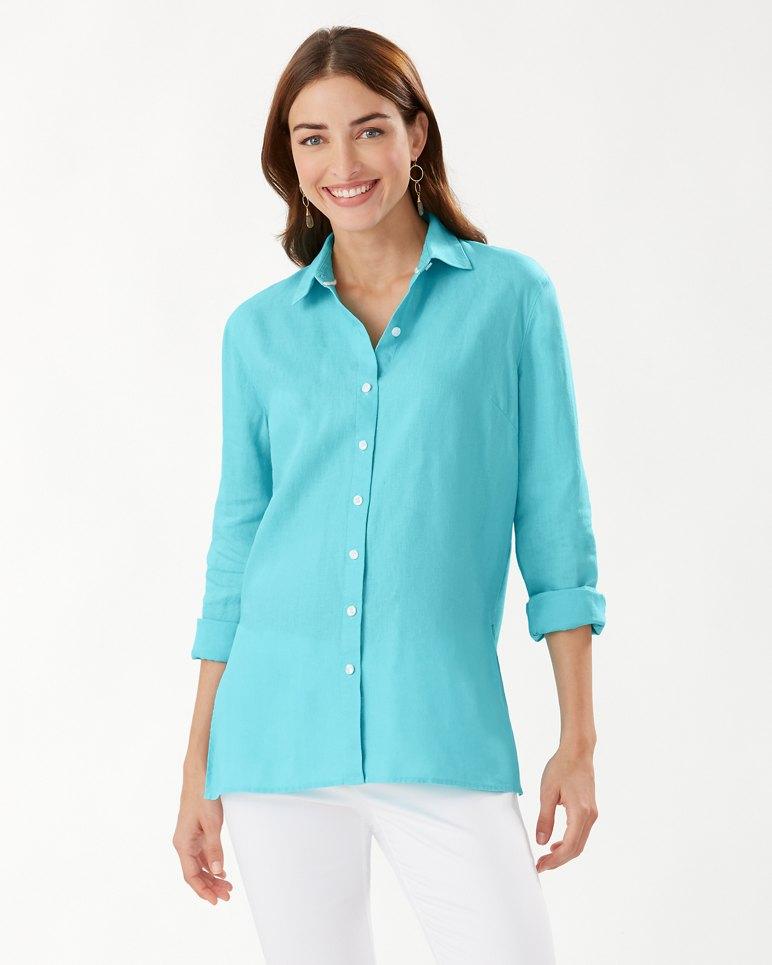 Main Image for Coastalina Linen Shirt