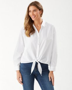 By the Sea Voile Long-Sleeve Shirt