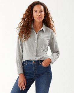 Coasta Corduroy Long-Sleeve Shirt