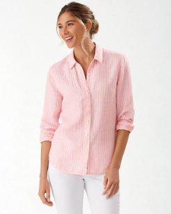 Yacht Me Knot Long Sleeve Coastalina Shirt