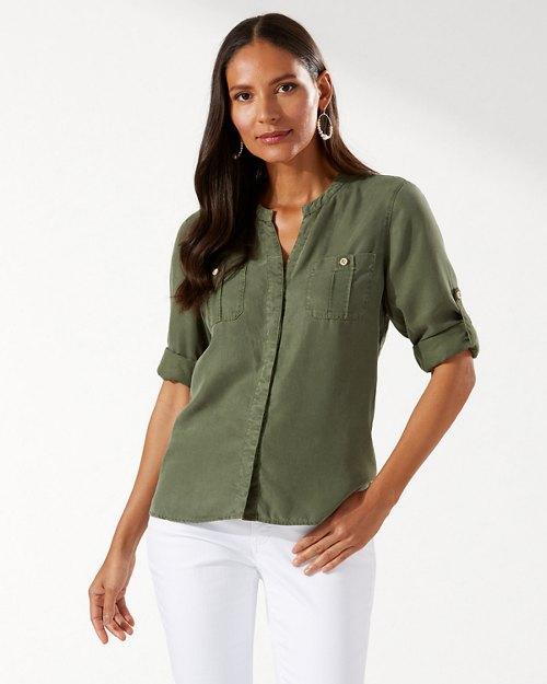Mission Beach Long-Sleeve Shirt