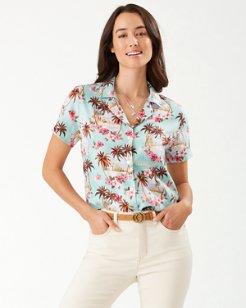 Talulla Hawaii Camp Shirt