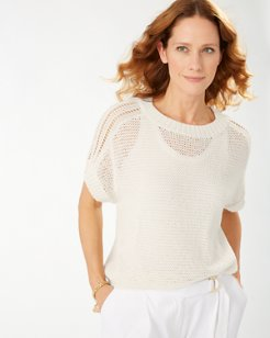 Shimmer Sommerset Sweater