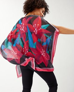 Dream Air Petal Perfect Poncho