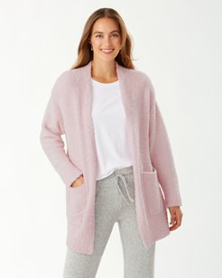 Island Soft® Long Lounge Cardigan