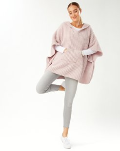 Island Soft® Beach Sweater Poncho