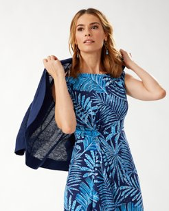 Through The Fronds Paradisa Shift Dress