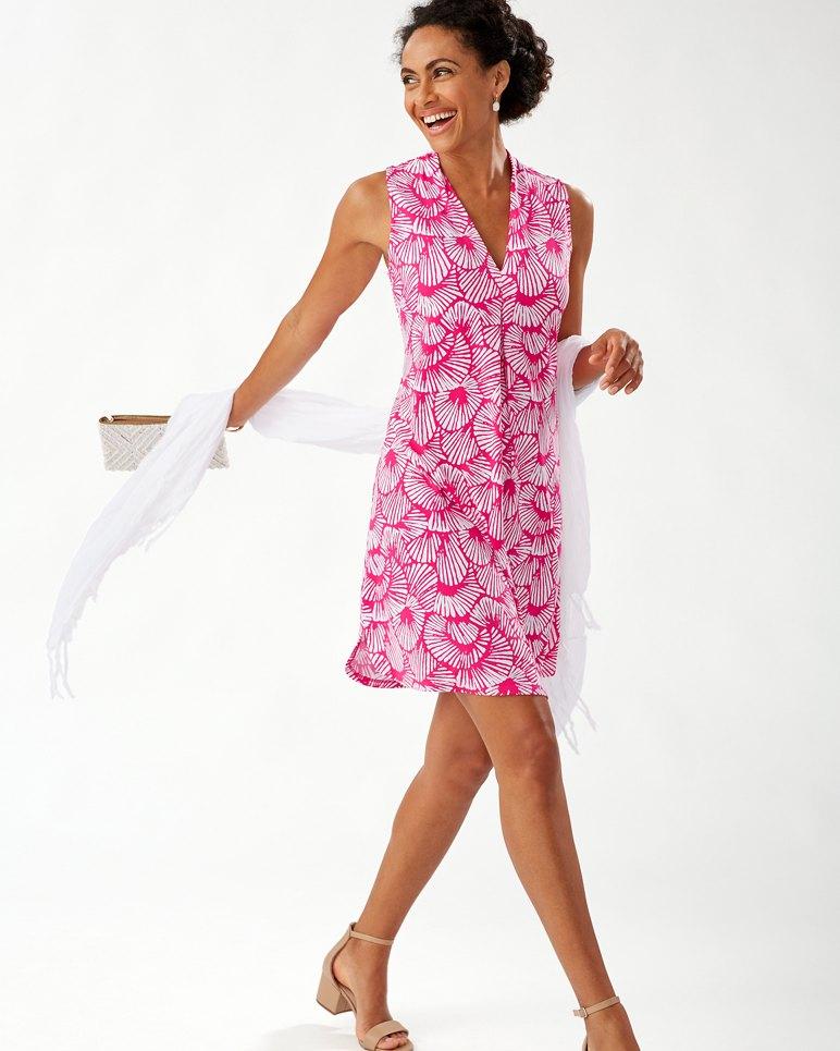 Main Image for Shell We Dance Sleeveless Dress