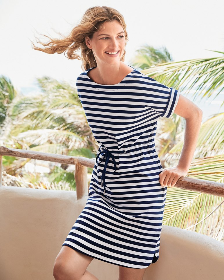 Main Image for Veranda Amira Stripe Dress