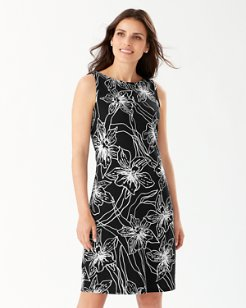 Vista Blooms Sheath Dress