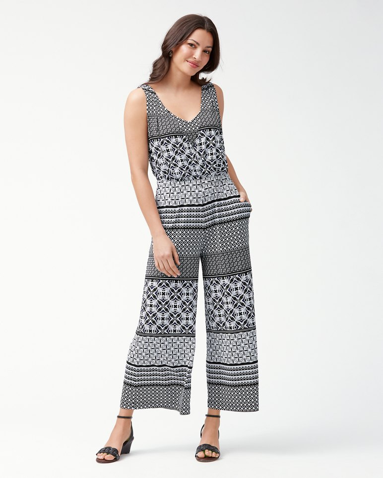 Main Image for Tropical Terrazza Jumpsuit