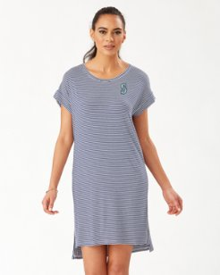 MLB® Cassia Stripe T-Shirt Dress