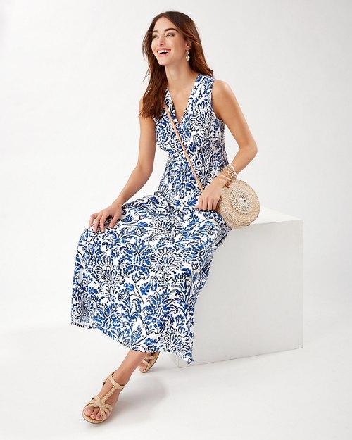 Indigo Isle Maxi Dress