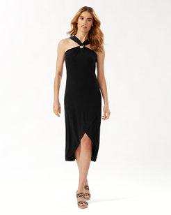 Carmela Halter Maxi Dress