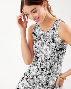 Paradise Petals Sheath Dress