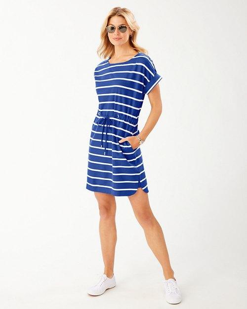 Sombra Stripe Veranda Dress