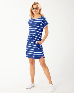 Sombra Stripe Veranda Dress