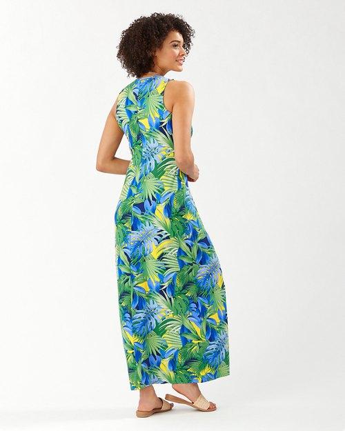 Hot Tropic Maxi Dress